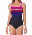 Reebok One Piece Swimsuits