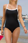 Quick Change Artist Tank One Piece Swimsuit