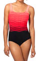 Reebok Sonic Wave One Piece Swimsuit 864535
