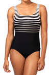 Reebok Gold Medley One Piece Swimsuit 864585