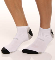 2 Pack Low Cut Socks