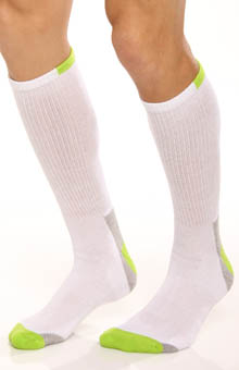 Reebok Performance Crew Socks - 2 Pack