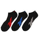 Reebok 3 Pair Vector Low Cut Socks AKR343
