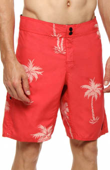 Reef Washed Palms Boardshorts