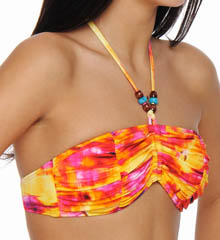 Reef Swimwear Gypsy Love Bandeau Swim Top