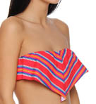 Moonlit Caravan Bandeau Swim Top