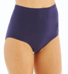 Ahh High Waisted Seamless Brief Panty Image