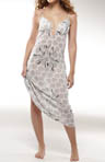 Georgette Printed Gown