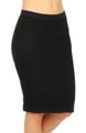 Rhonda Shear Ahh Menage a Trois Seamless Power Piece Skirt 5K006