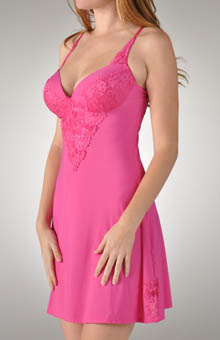 Shear D-Lites Sweet Tease Sleep Gown