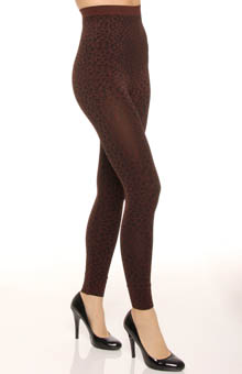 Rhonda Shear R1386 Smooth Tootsie Plus Size Capri Legging
