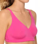 Rhonda Shear Sweet Sugar Butterknit Wrap Bra R1500B