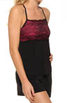 Rhonda Shear Sweet Siren Butterknit Camisole & Sleep Short R6902