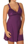 Rhonda Shear Shear D-Lites Sweet Pea Sleep Gown R7900