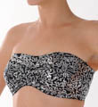 Rhonda Shear Action Sequin Bandeau Bra RB2000