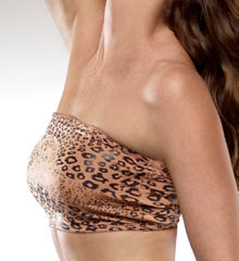 Rhonda Shear RB2001 Camera Animal Bandeau Bra