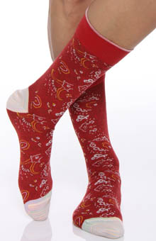 Robert Graham Nipper Sock