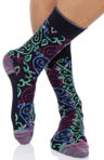 Robert Graham Ringer Sock R62071