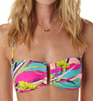 Island Dreams U Bandeau Swim Top Image