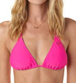 Surf Essentials Tiki Triangle Swim Top Image