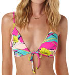 Roxy Island Dreams Boost Tie D Cup Swim Top 300059