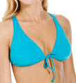 Fun & Flirty Rio Halter D-Cup Swim Top Image