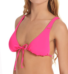 Roxy Fun & Flirty Rio Halter Swim Top 300147
