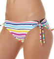 Roxy Sun Kissed 70s Lowrider Tie Side Bottom 400018