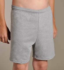 Russell Boys Cotton Workout Short