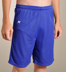 Boys Nylon Tricot Mesh Short
