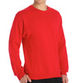 Fleece Crew Neck Sweatshirt Image