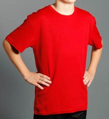 Boys Dri Power Short Sleeve Edge T Shirt