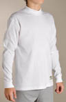 Boys Dri Power Mock Turtle Neck