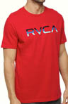 RVCA Tri-Bar T-Shirt M600200T