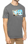 RVCA Transition Box T-Shirt M600304T