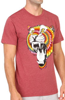 RVCA Tiger Diamond T-Shirt