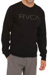 Big RVCA Crewneck Sweatshirt