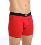 24-Seven Premium Cotton Fly-Front Boxer Brief