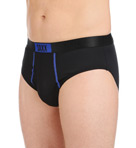 Kinetic Semi-Compression Fly-Front Brief