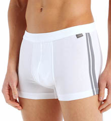 Schiesser Cotton Stretch Shorts - 2 Pack