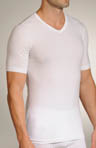 Schiesser 95/5 V-Neck Shirt 205429