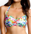 Seafolly Summer Garden Halter Swim Top -  DD Cup 30366DD