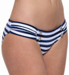 Seafolly Seaview Ruched Side Swim Bottom 40066