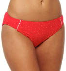 Seafolly Harlow Retro Swim Bottom 40118
