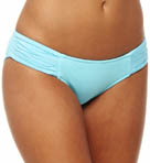 Goddess Pleated Hipster Swim Bottom