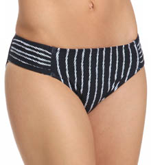 Seafolly Coastline Ruched Side Retro Swim Bottom 40145