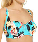 Kabuki Bloom Underwire Swim Top - F Cup Image