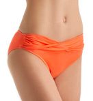 Goddess Twist Band Hipster Swim Bottom