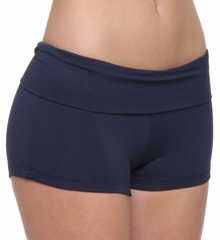 Seafolly Goddess Roll Top Boy Leg Swim Bottom