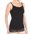 Self Expressions Suddenly Skinny Tank with Lace 00488